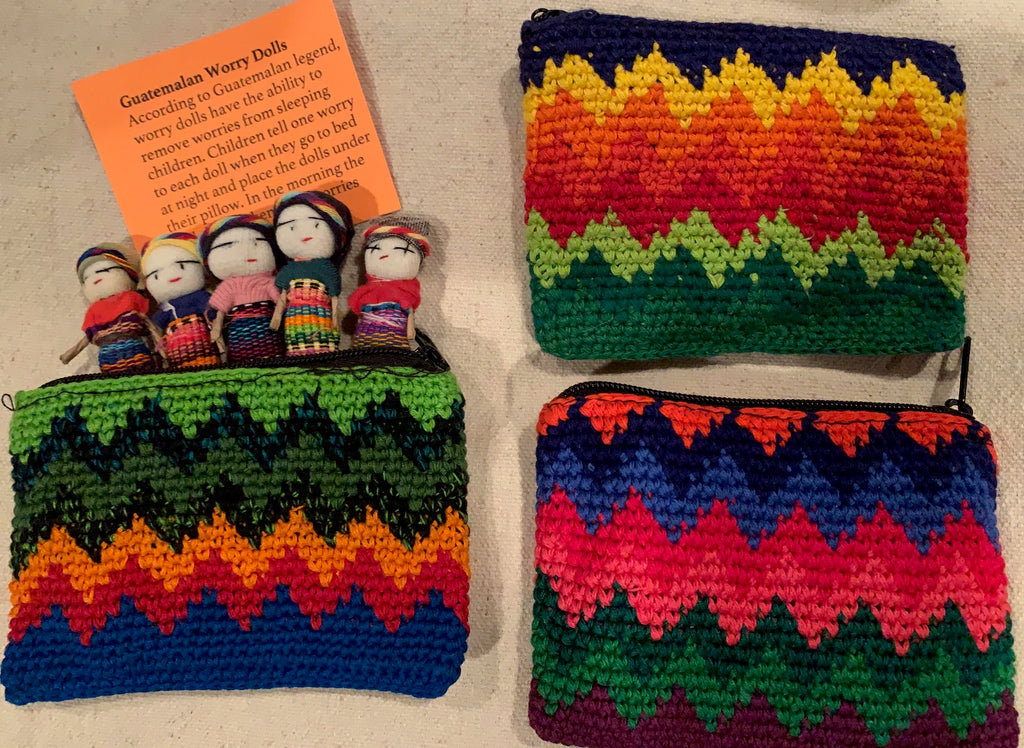 Worry Doll Pouch