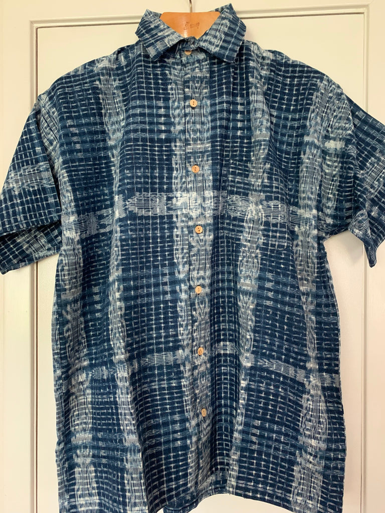 Large Men's short-sleeve shirt 3