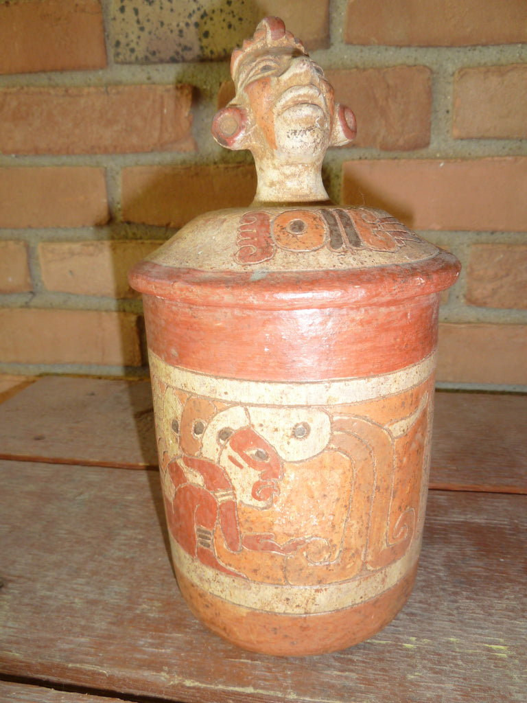 Copy of Pre-Columbian Pottery