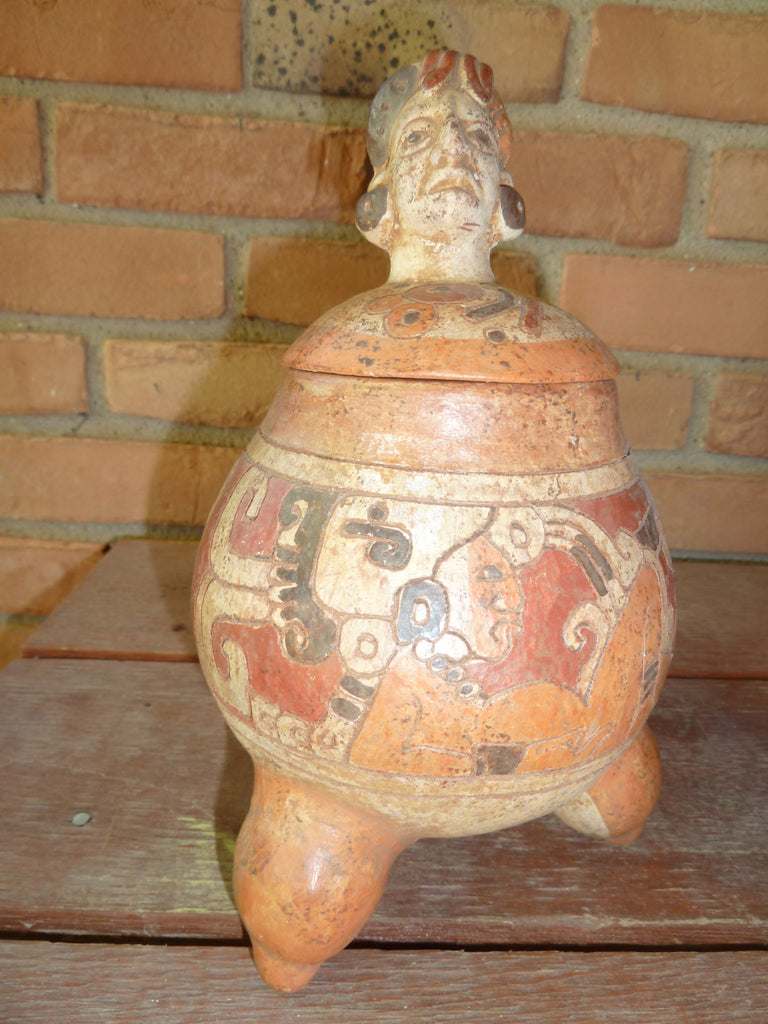 Copy of Pre-Columbian Pottery 2