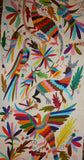 Otomi Embroidered Runner