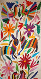 Otomi Embroidered Runner 2