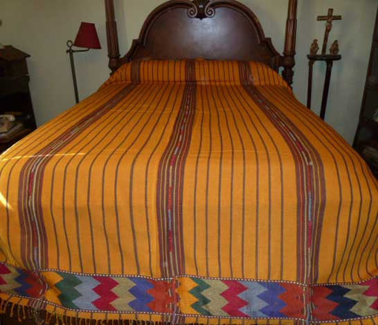 Gold Bedspread #52