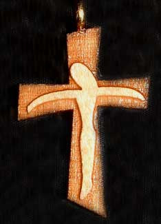 Cross w/ Crucifix