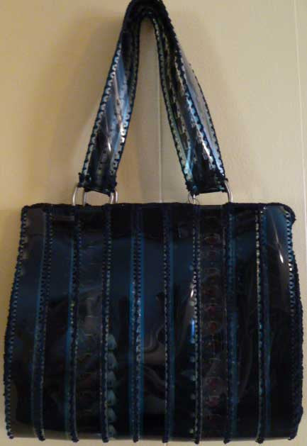 Recycled Film Purse