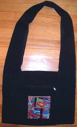Ergonomic Bag w/ broad strap