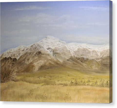 Ben Lomond Peak - Canvas Print