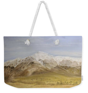 Ben Lomond Peak - Weekender Tote Bag