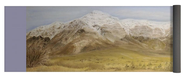 Ben Lomond Peak - Yoga Mat