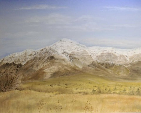 Ben Lomond Peak - Art Print