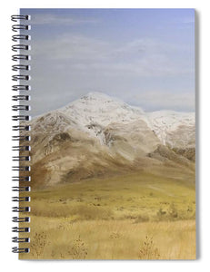 Ben Lomond Peak - Spiral Notebook