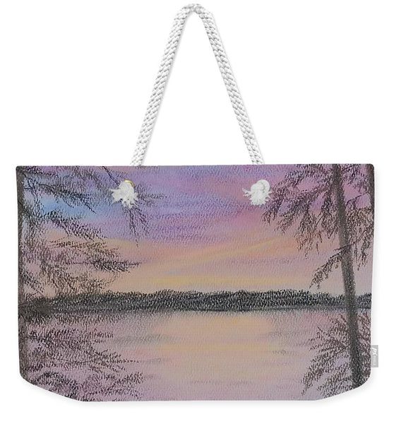 Colorful Sunset - Weekender Tote Bag