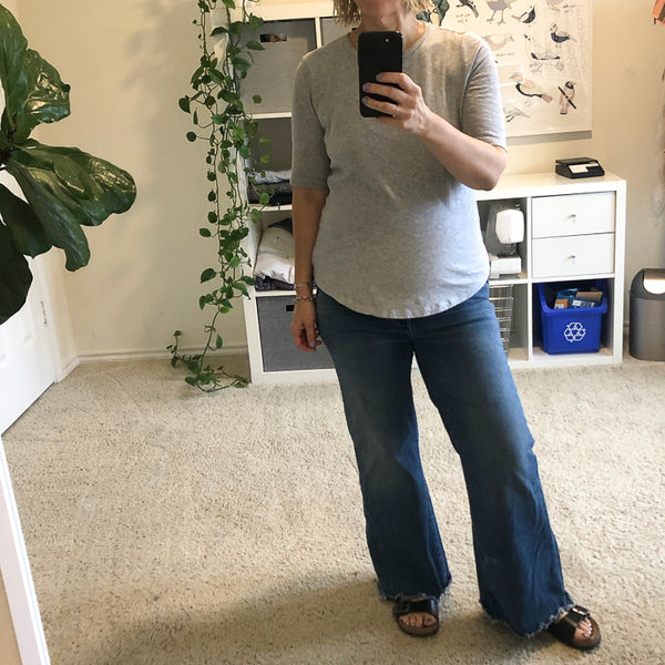 Mother Maternity Jeans - 29