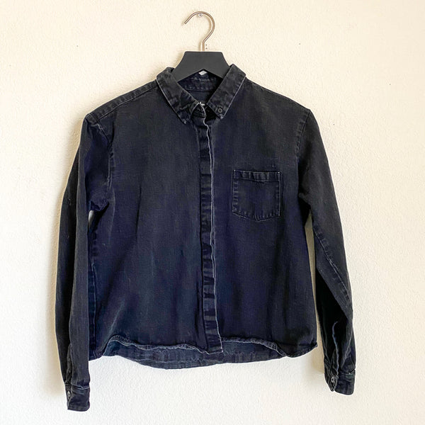 Steven Alan Denim Shirt - Large