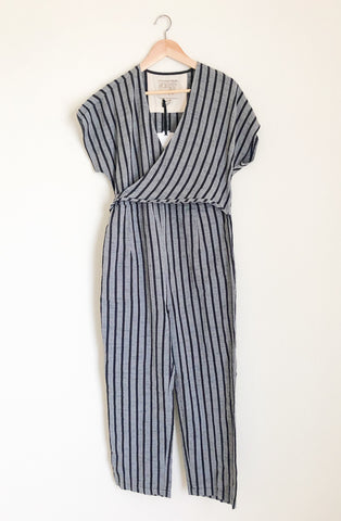 Ace & Jig Wrap Jumpsuit - Large