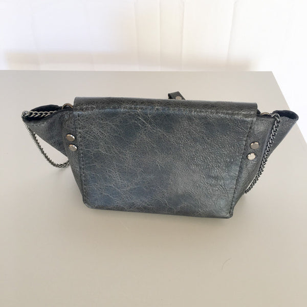 admonish Custom Leather Purse - slowre - 2