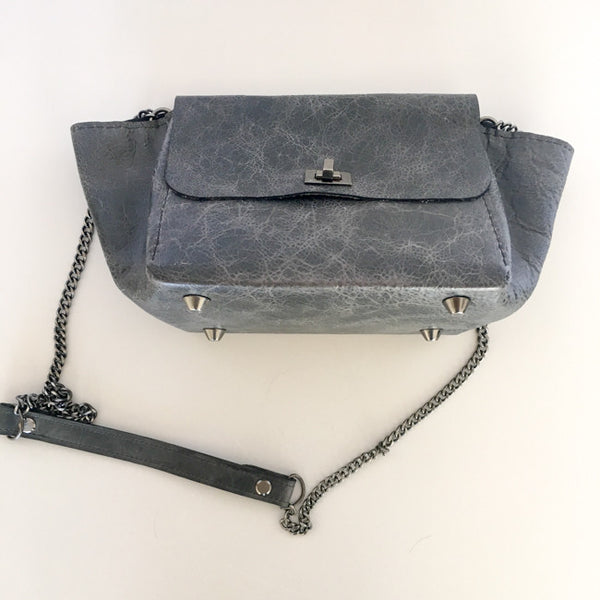 admonish Custom Leather Purse - slowre - 3