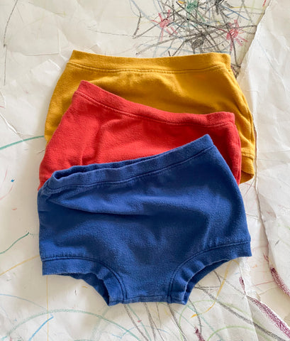 ARQ Baby Basic Bloomers - 6-12 Months