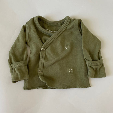 L'oved Baby Organic Cotton Jacket - Preemie