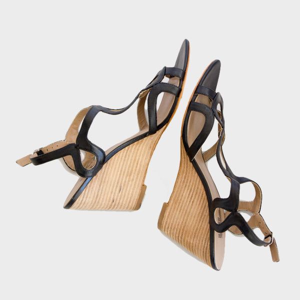 Belle by Sigerson Morrison Sandals - 8 - slowre - 2