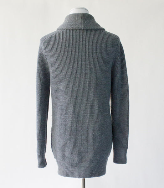 Everlane Chunky Wool Cardigan - Small