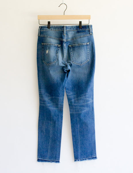 AMO Babe Cropped Jeans (in two washes) - 29