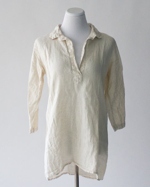 CP Shades Linen Tunic - Small