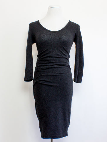 James Perse Tucked Dress - 1