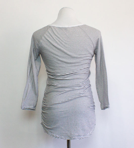 James Perse Striped Top - 2