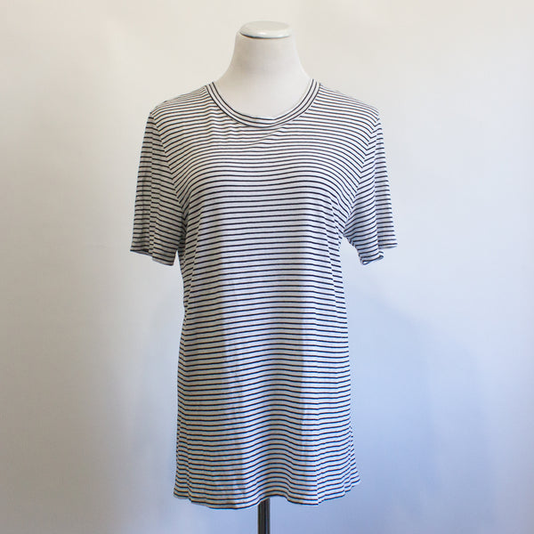 Calder Blake Petit Striped Tee - Large