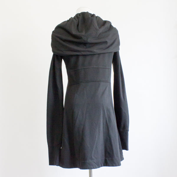 Prairie Underground Long Cloak Hoodie - Medium