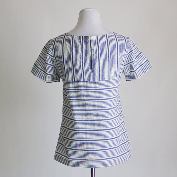 Bridge & Burn Striped Tee - Medium