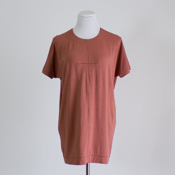 Hoibo Jersey Muscle Tunic - Small