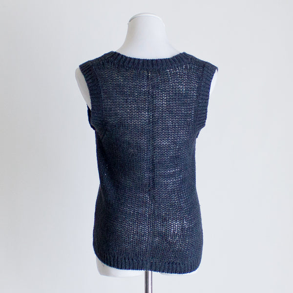 Inhabit Sweater Vest - Small