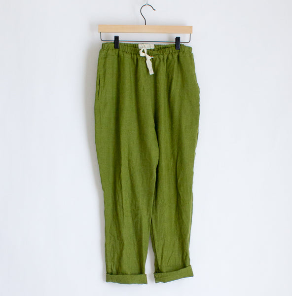 Not Perfect LInen pants - S/M