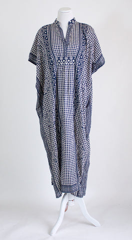 Emerson Fry Organic Cotton Caftan - One Size
