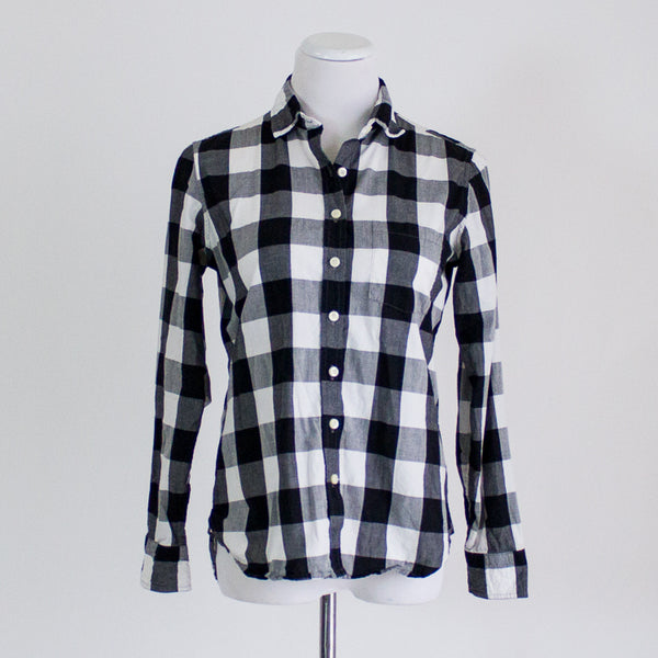Tradlands Checked Shirt - Small