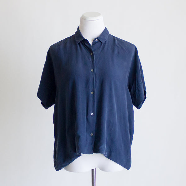 Everlane Silk Square Shirt - 4