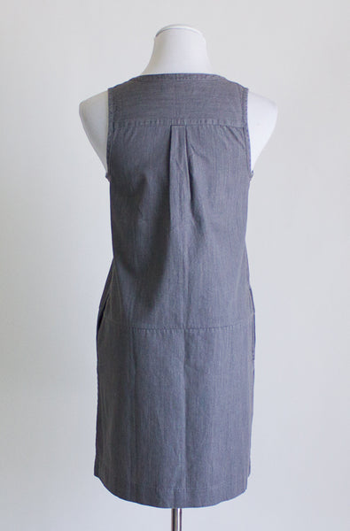 Everlane Denim Sleeveless Dress - XS