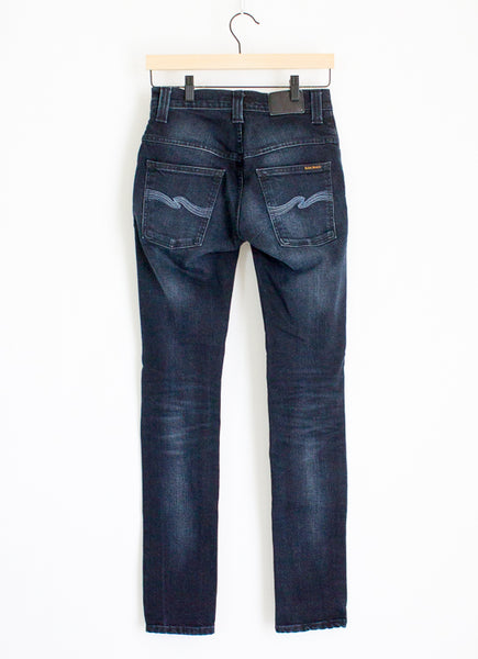 Nudie Organic Cotton Thin Finn Jeans - 26/32