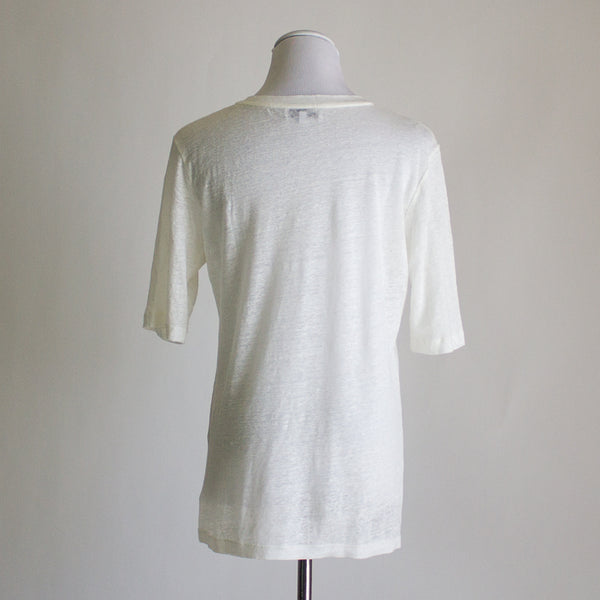 Emerson Fry Linen Tee - Small