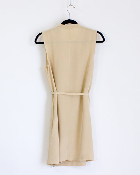 Carte Blanche Two Way Zip Dress - Small
