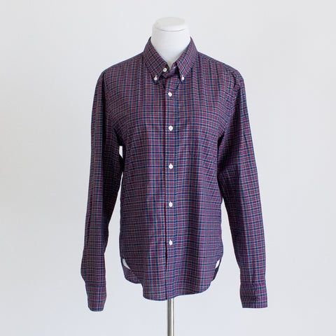 Band of Outsiders Plaid Shirt - Small