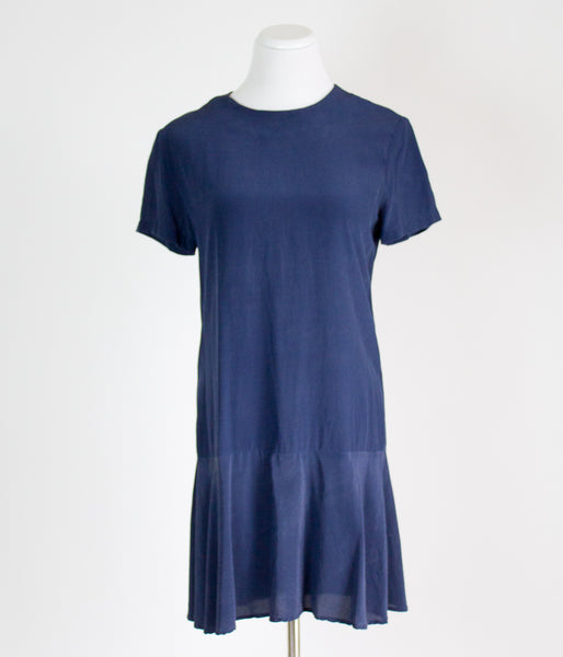 Amour Vert Silk Dress - Small