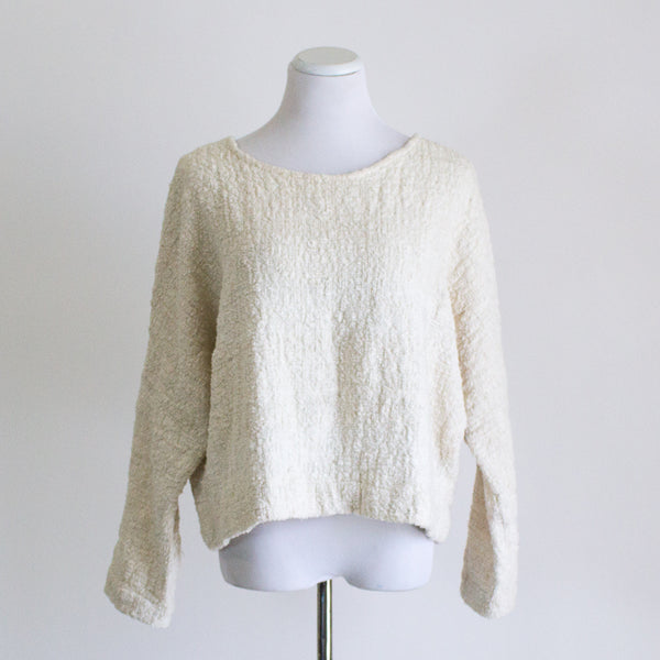 Jamie + The Jones Midweight T Sweater - Small