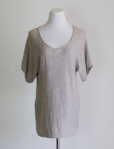 Eileen Fisher Batwing Sweater - Small