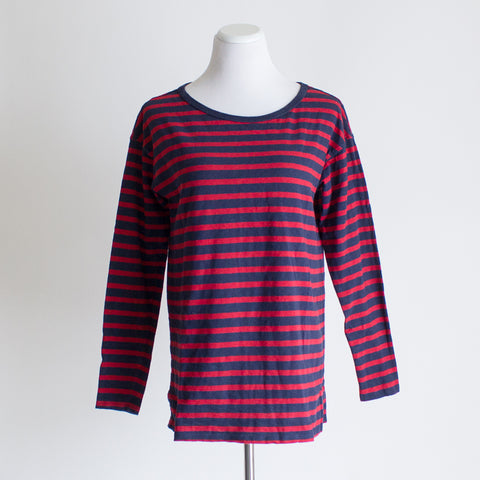 American Giant Striped Tee - Medium