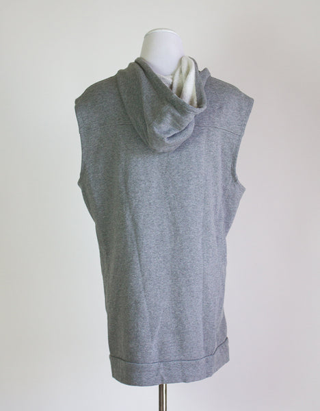 Emerson Fry Sleeveless Fleece Tunic - Medium
