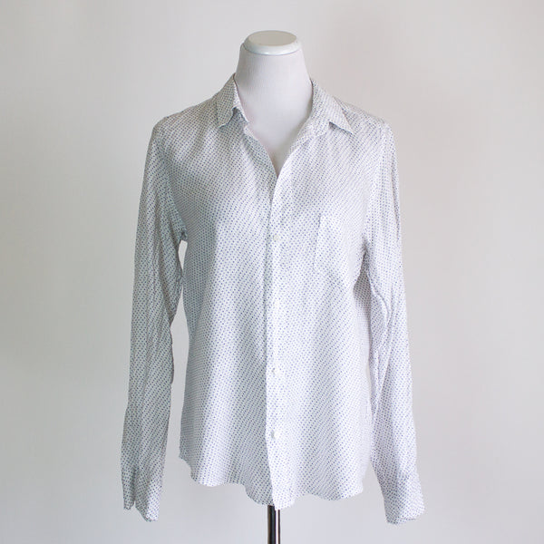 Frank & Eileen Barry Linen Shirt - Large