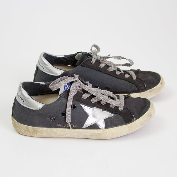 Golden Goose Superstar Sneakers - 37
